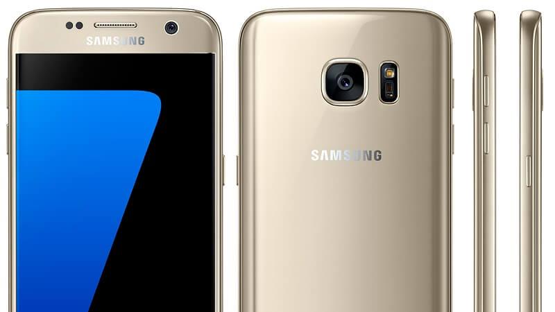 Samsung Galaxy S7, capteur photo
