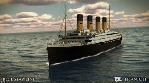 Titanic II, réplique, 2018