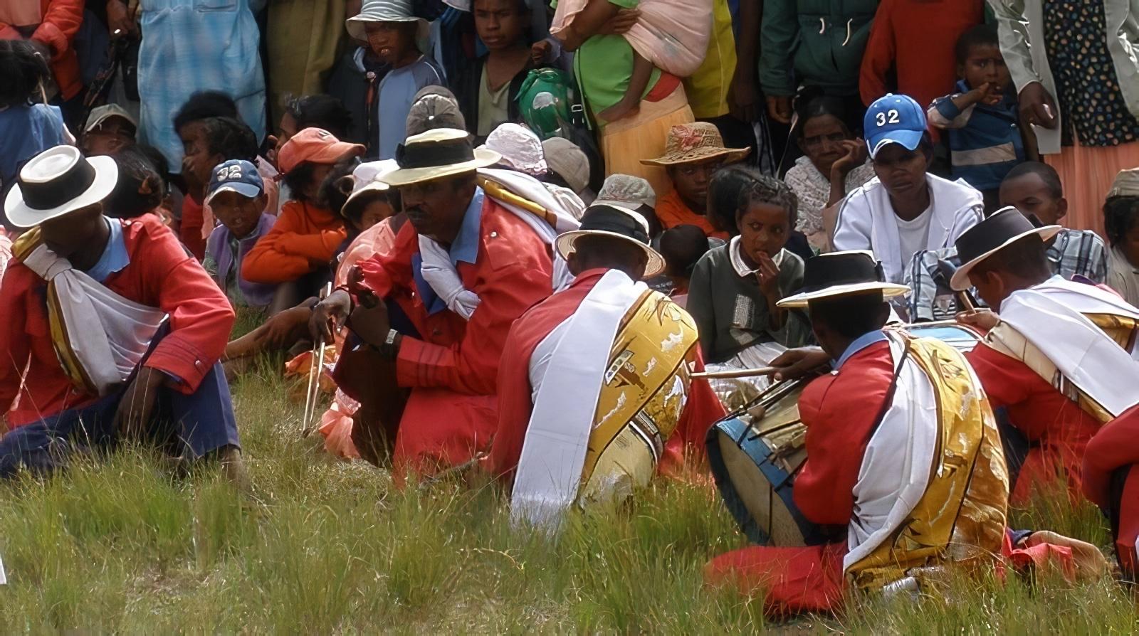 Traditions du Madagascar