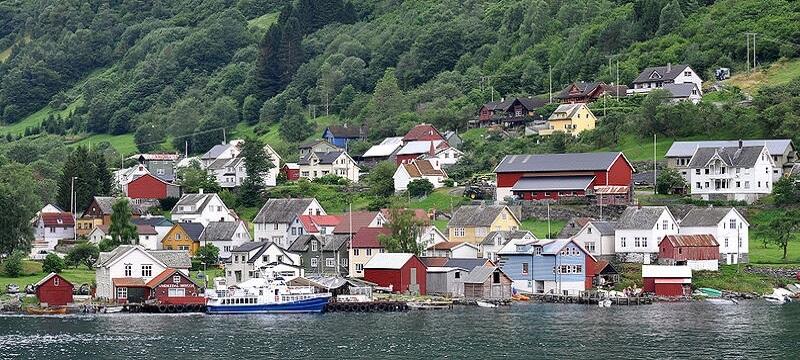 Undredal, Norvege