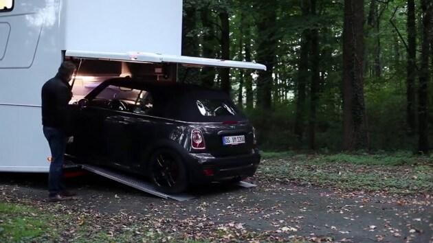 Vario Mobil, le camping-car de luxe digne des plus grands hôtels