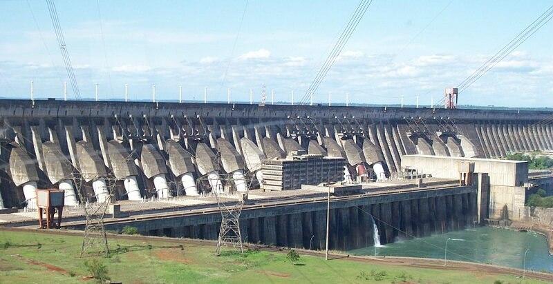 Barrage Itaipu, Merveilles