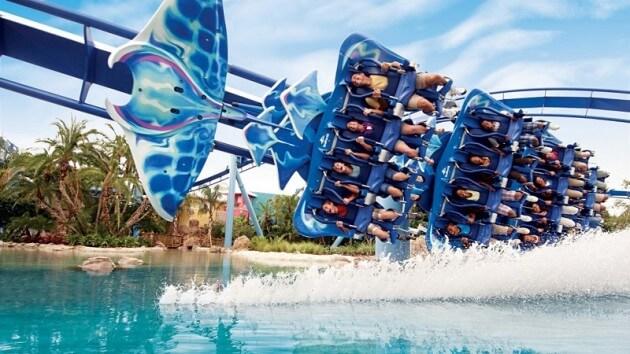 Pass pour visiter les parcs aquatiques d'Orlando