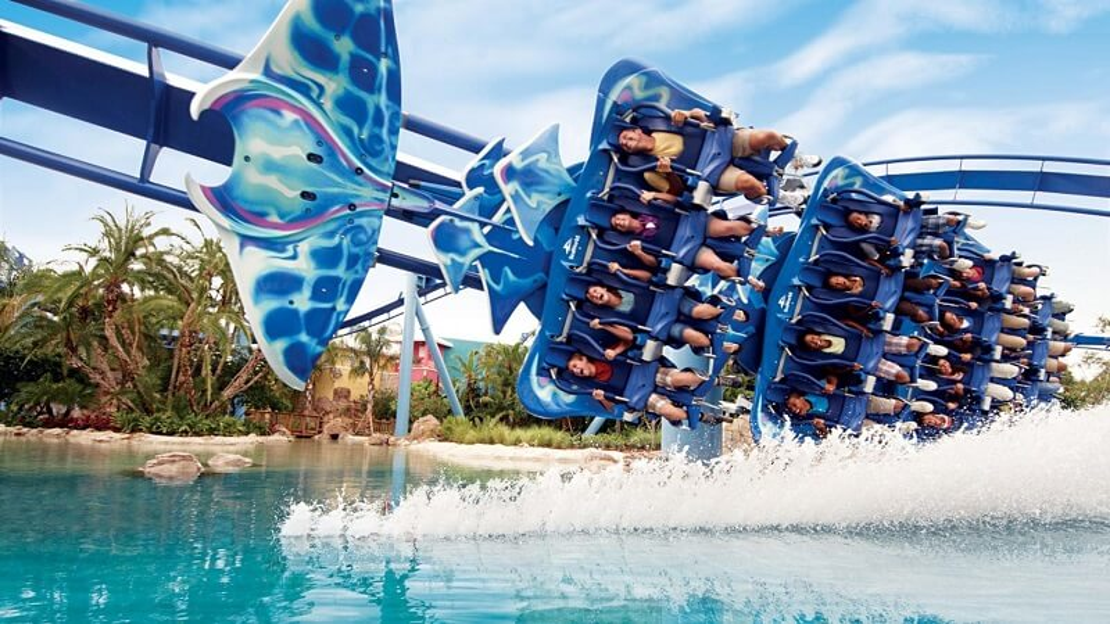 billets coupe-file pour les parcs d'attractions d'Orlando