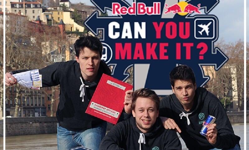 L'équipe lyonnaise BKO se lance dans l'aventure Can You Make It Challenge