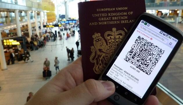 Pourquoi il ne faut jamais poster la photo de sa carte d'embarquement sur Internet !