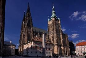 Chateau de Prague, cathédrale
