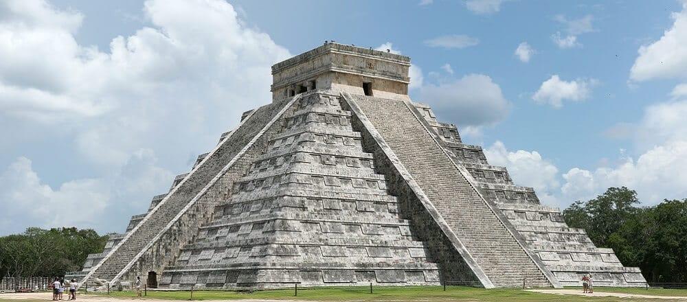 El Castillo, Mexique, Merveilles