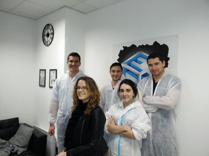 Escape Game Montpellier, E.G.M, équipe Toolito