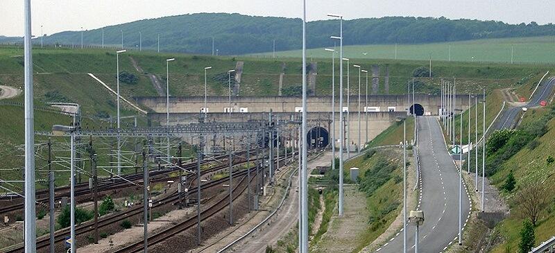 Eurotunnel, Manche, Merveilles