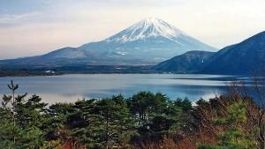 Excursion au Mont Fuji, Japon