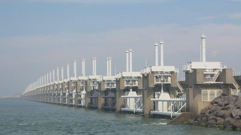 Exemple de barrière, Plan Delta