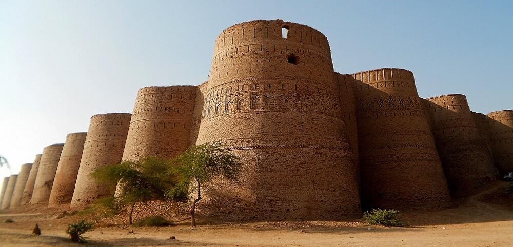 Fort Derawar, Pakistan, Merveille