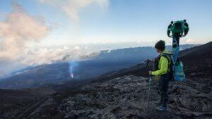 Google Street View, La Réunion