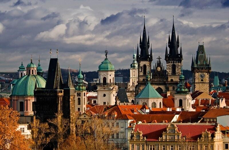 Panorama de Prague
