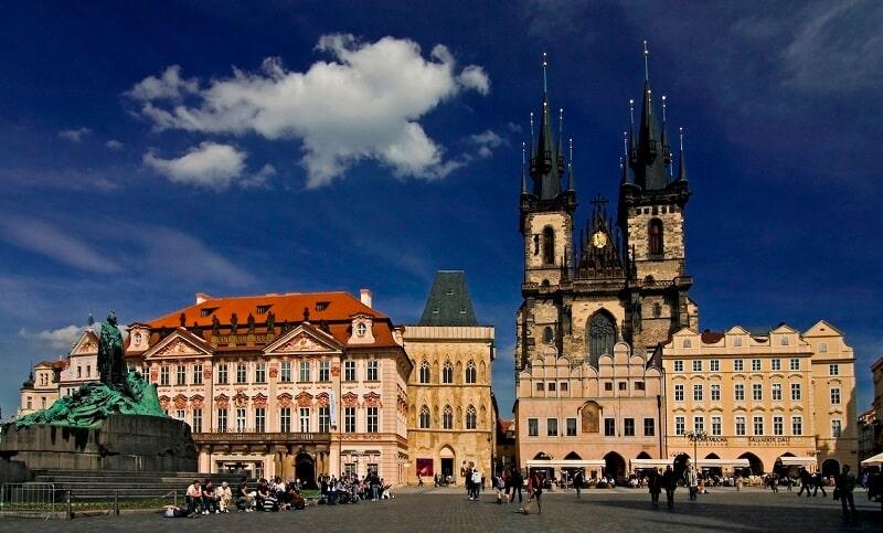 Place de Prague