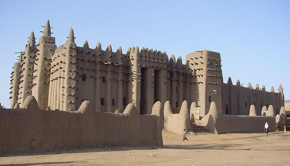 Grande mosquée Djenné, Merveille