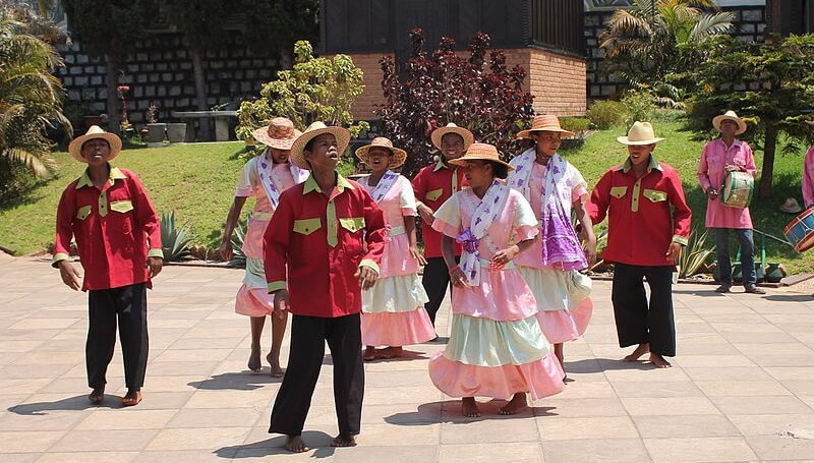 Le Hira gasy, l'opéra malgache