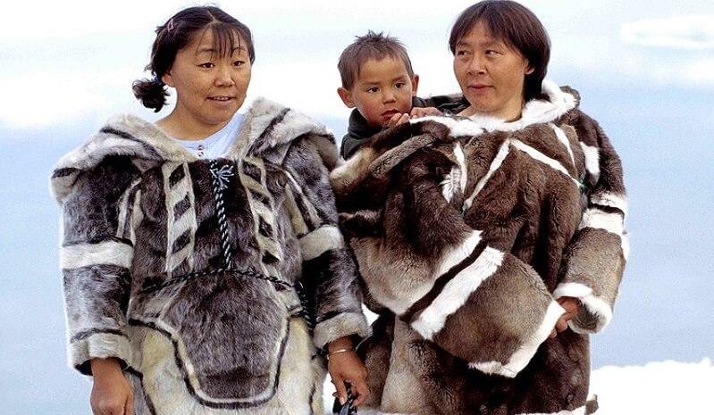Inuits, Rites funéraires
