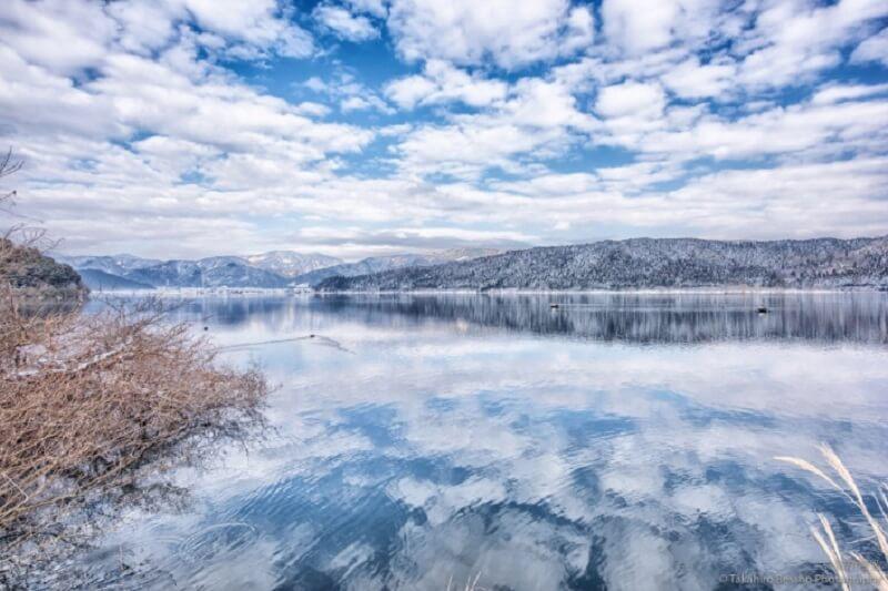Lac, Japon