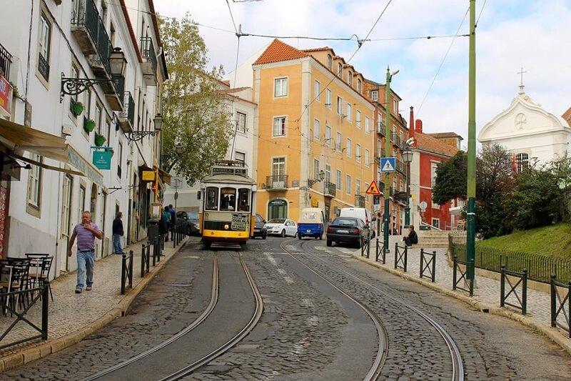 Lisbonne-ville