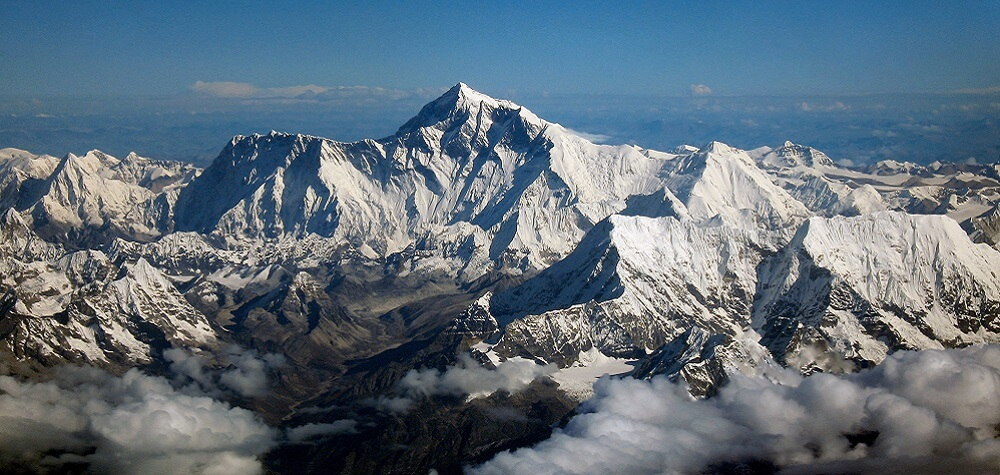 Mont Everest, Merveille