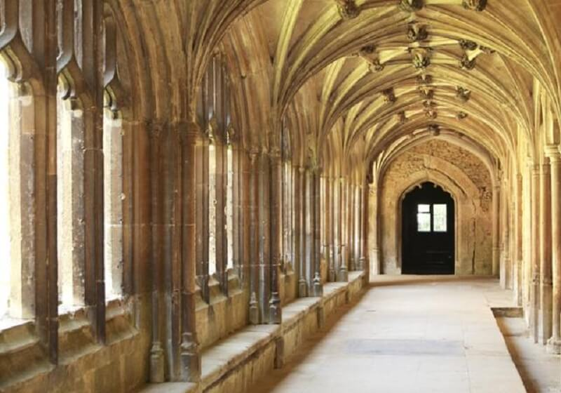 Oxford, Lacock, Sur les traces d'Harry Potter