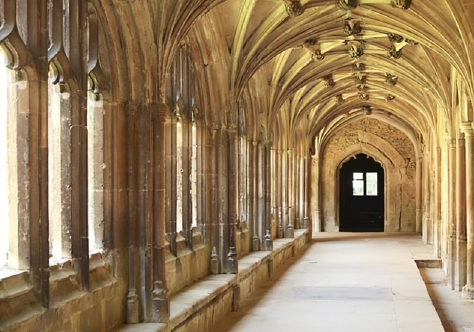Oxford, Lacock, Sur les traces d'Harry Potter