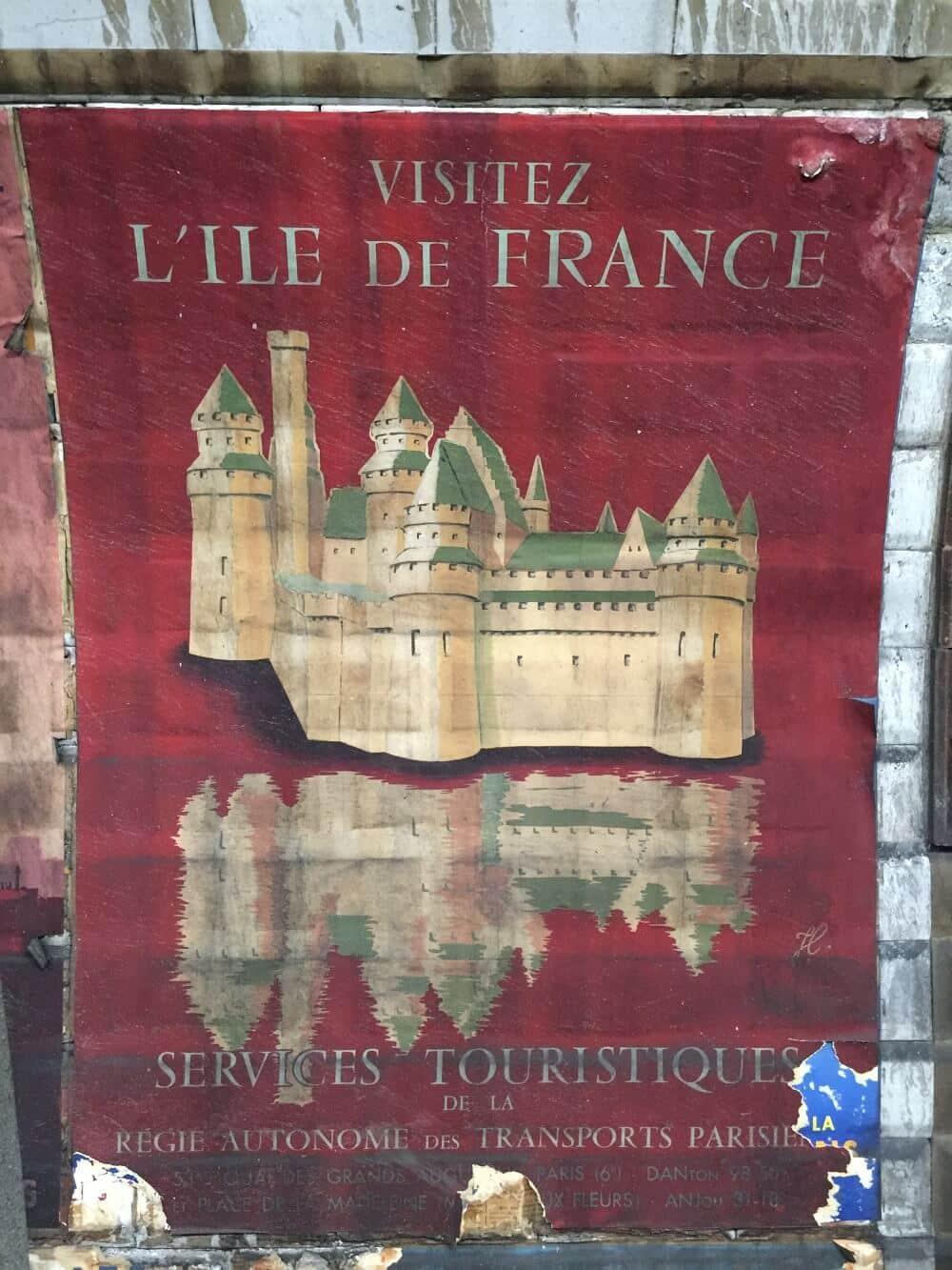 Paris, metro, renovation, temps