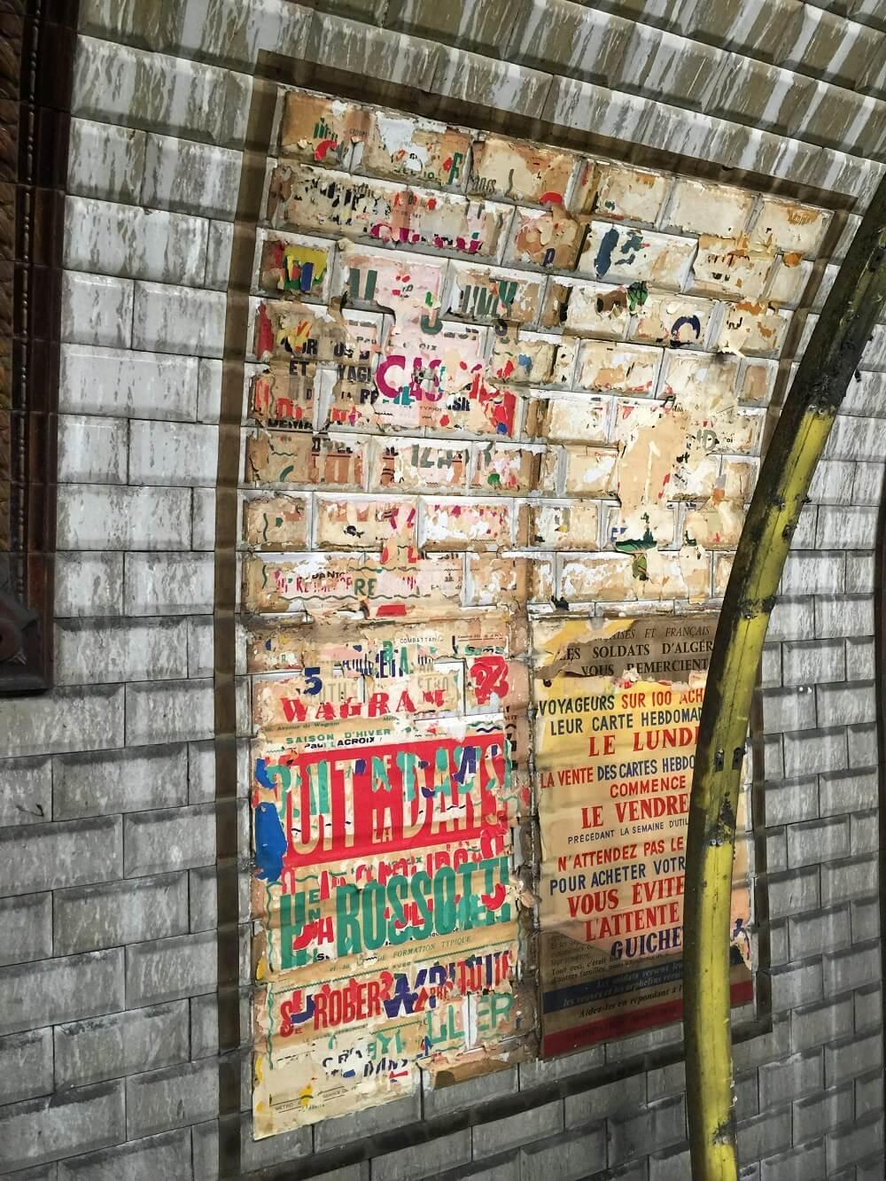 Paris, temps, metro