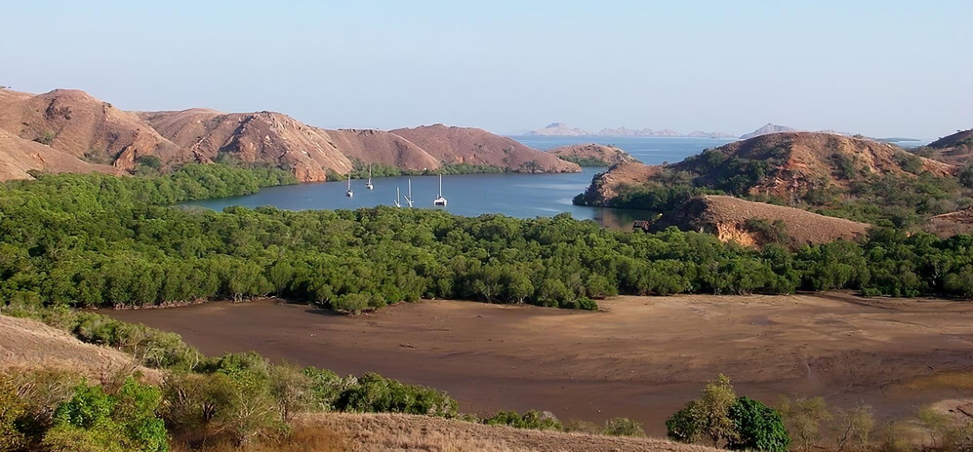 paysage-ile-komodo