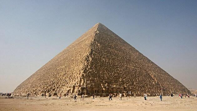 Les 7 merveilles du monde antique: une seule toujours debout