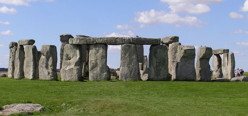 Stonehenge, Angleterre, Merveille