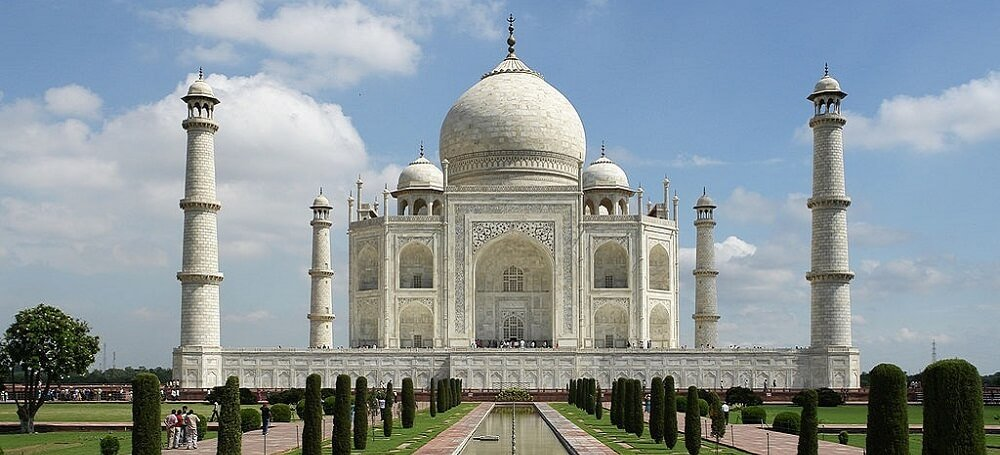 Taj Mahal, Inde, Merveilles