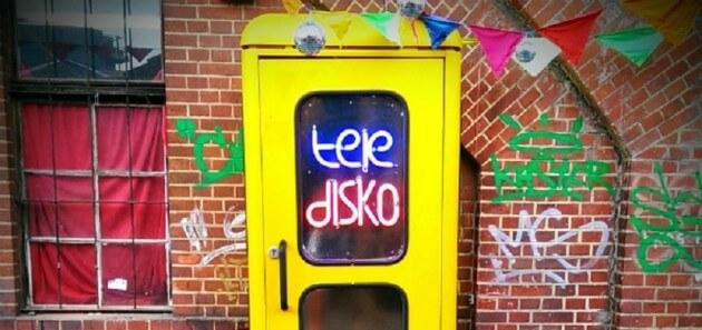 Berlin abrite Teledisko, la plus petite discothèque du monde