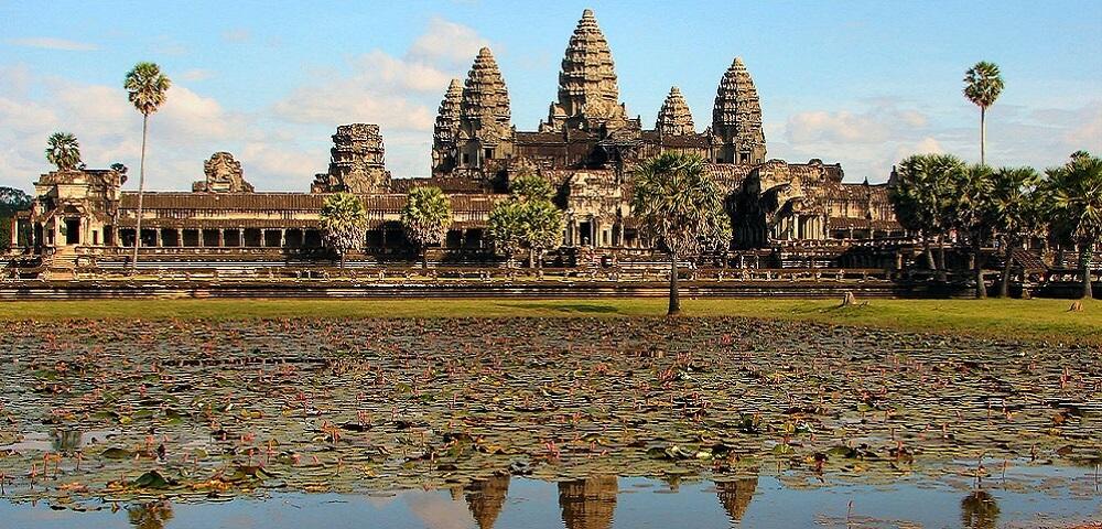 Temple Angkor Vat, Merveille