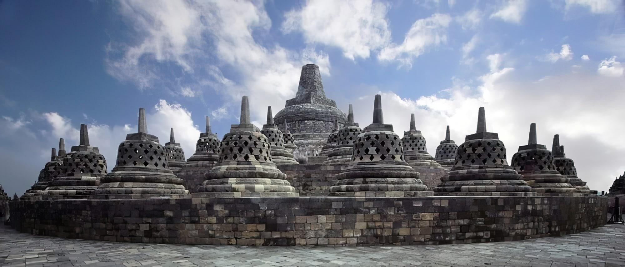Temple Borobudur, Merveille