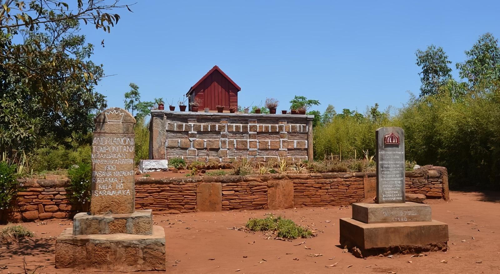 Tombeau, Madagascar