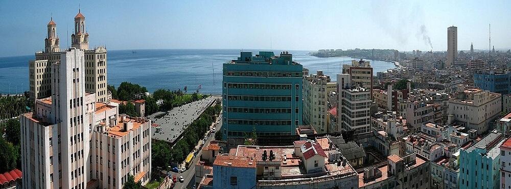 Vue panoramique, La Havane