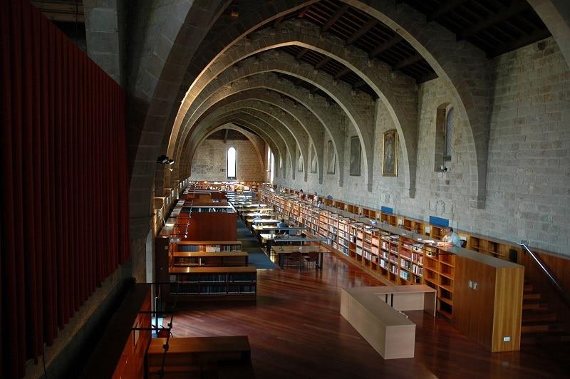 Bibliothèque de l'université de Barcelone, Ciceron