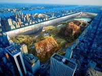 New York Horizon, projet d'aménagement de Central Park