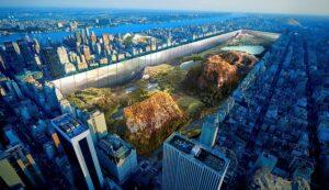 Central Park: un projet de transformation complètement fou