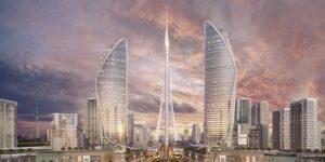 Nouvelle tour gigantesque, Dubaï