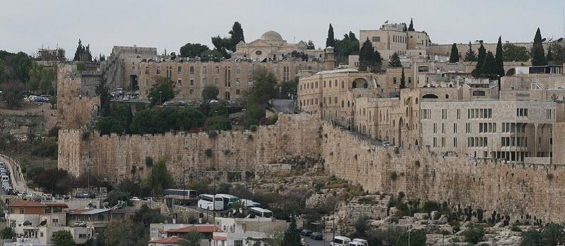 Vieille ville, Jérusalem, Péril