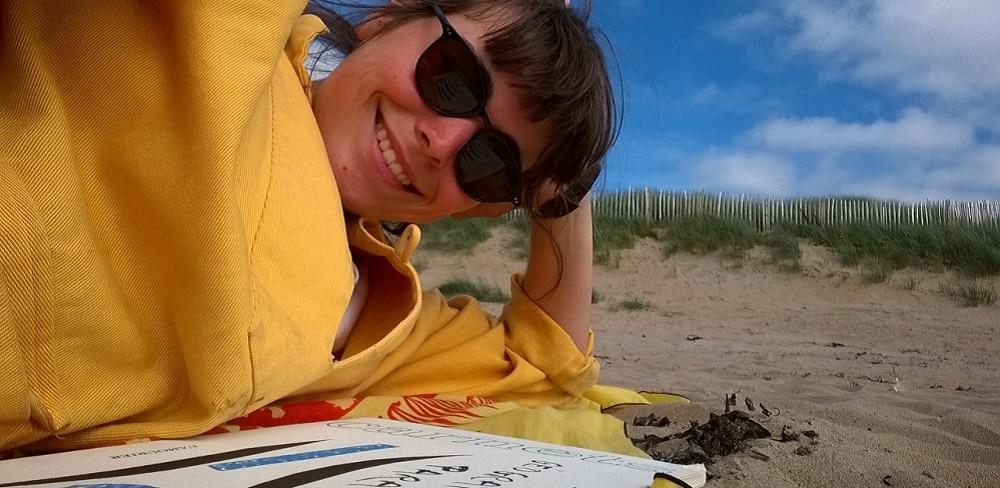 Alice Baude, Voyage solitaire, Irlande