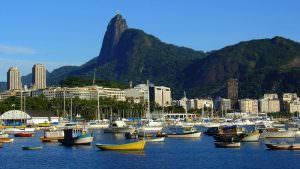 Croisière dans la baie de Guanabara à Rio