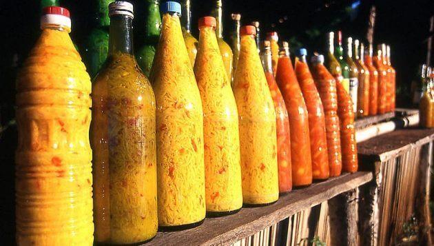 La gastronomie et les menus de fêtes des Malgaches