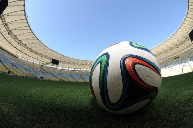 Histoire du stade Maracanã à Rio