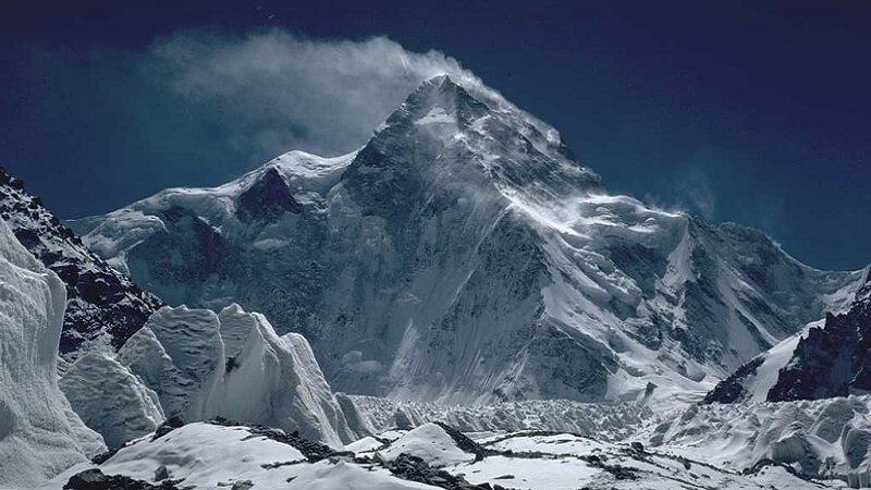 K2, Himalaya, Ascension, Alpiniste handicapé