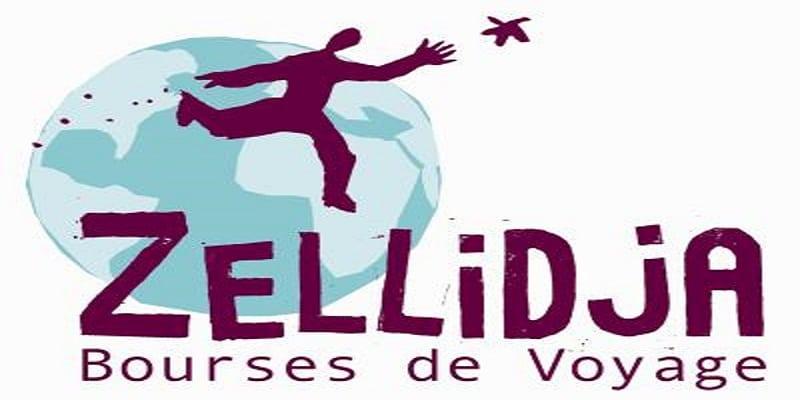 Logo, Bourses de voyage, Zellidja